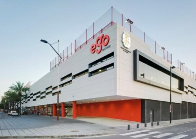 Ego Sport Center. Almería. 2010.