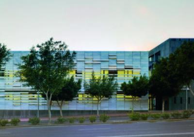 North Mediterranean Health Center. Almería. 2007.