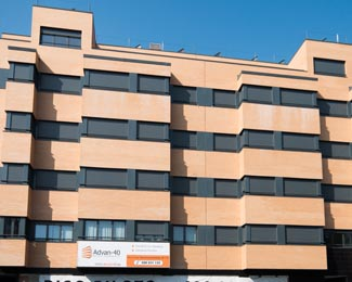 81 Houses in Valdemoro. Madrid. 2012.