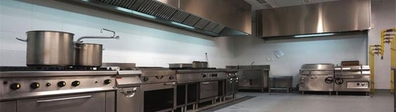 Hospitecnia article's about the cold line kitchen of the Poniente's Hospital
