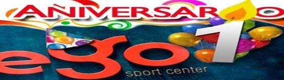 Ego Sport Center first anniversary