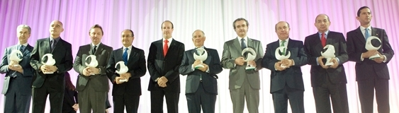 José Angel was awarded with the Macael Award for the best Architect of the year 2009