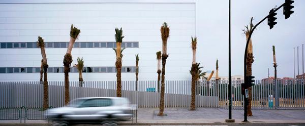 "Selected work FAD 2007 Award. ""Moisés Ruiz"" Sports hall."