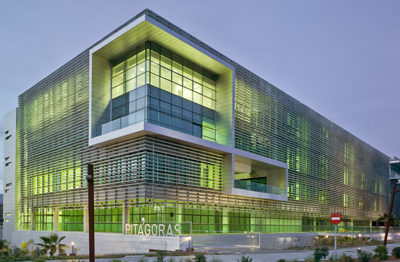 PITA Headquarters. Almería. 2009.
