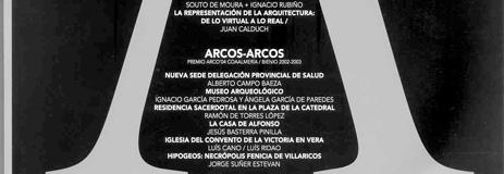 """""""ARV"""" Magazine. Almería. October 2005. Canal Sur Almería."""