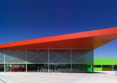 Proyecto y Dirección de Obras del Centro Social «Los Almendros». Almería. 2006.