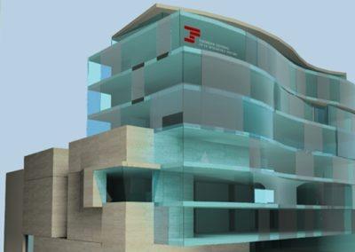 Anteproyecto de Oficina integral de la Seguridad Social. Castellón. 2009.