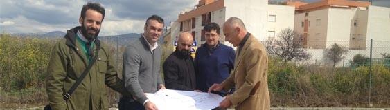 Nuevo colegio en Granada