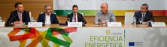José Ángel Ferrer intervino como ponente en el III Congreso de Eficiencia Energética organizado por las Cámaras Andaluzas