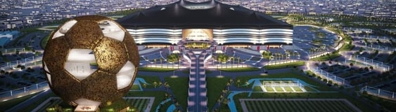 Museo del Fútbol en Qatar