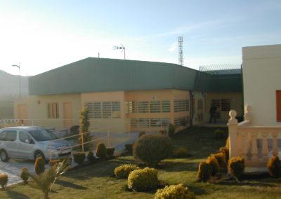 Proyecto y Dirección de Obra del Centro de menores «Tierras de Oria». Oria. 2011.