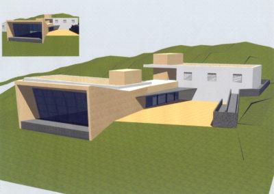 Proyecto y Dirección de Obra de Centro Religioso. Tabernas. 2000.