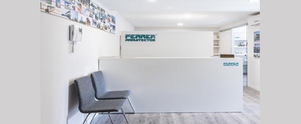 Ferrer Arquitectos renueva sus oficinas de Madrid