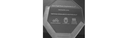 Ferrer Arquitectos, Empresa Socialmente Responsable