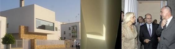 Inauguración del Centro RTVA en Cádiz