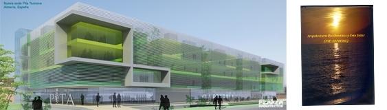 Ponencia de José Ángel Ferrer en el I Congreso de Arquitectura Bioclimática y frío solar