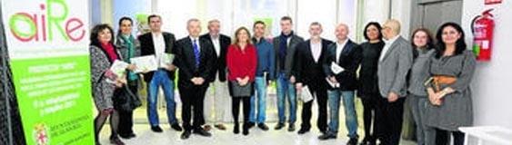 Ferrer Arquitectos forma parte del proyecto Aire para el fomento de la Responsabilidad Social Empresarial