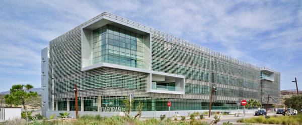 El Edificio Tecnova en AECCcafe