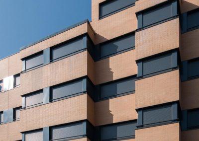 Proyecto y Dirección de Obra de 81 viviendas. Valdemoro. 2012.